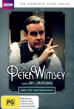 Lord Peter Wimsey: Series 3