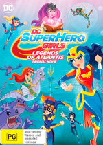 DC SuperHero Girls: Legends of Atlantis (Original Movie)