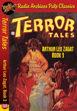 Terror Tales - Arthur Leo Zagat, Book 3
