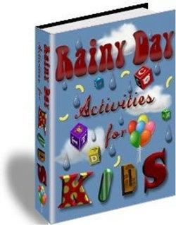 Rainy day activities for kids