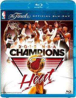 NBA: Miami Heat 2012 Champions