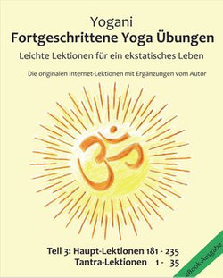 Fortgeschrittene Yoga Übungen - Teil 3
