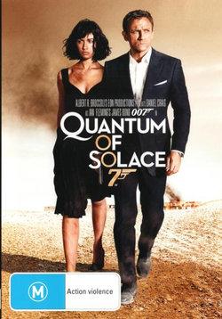 Quantum of Solace (007)