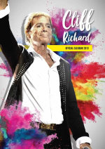 Cliff Richard Official 2019 A3 Wall Calendar