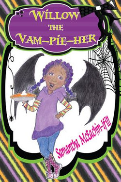 Willow the Vam-PIE-her (Ebook Edition)