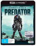 Predator (4K UHD)