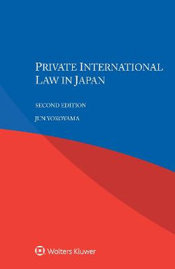 Private International Law in Japan