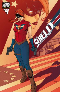 The Shield #4