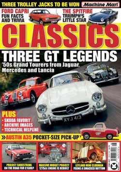 Classics Monthly (UK) - 12 Month Subscription