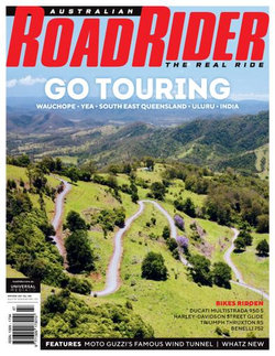 Road Rider - 12 Month Subscription