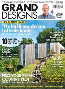 Grand Designs (UK) - 12 Month Subscription