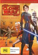 Star Wars: The Clone Wars - Season 2 - Volume 2