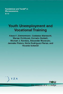 Youth Unemployment and Vocational Training