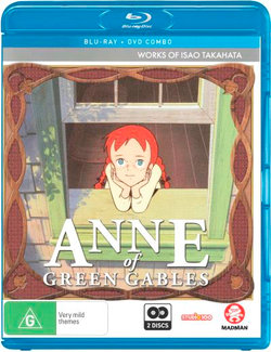 Works of Isao Takahata: Anne of Green Gables (Blu-ray / DVD)