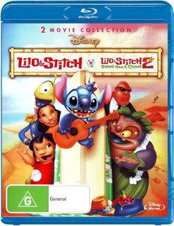 Lilo & Stitch / Lilo & Stitch 2: Stitch Has a Glitch (2 Movie Collection)