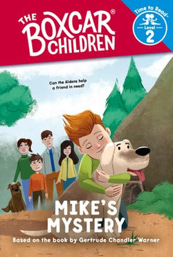 Mike's Mystery (The Boxcar Children: Time to Read, Level 2)