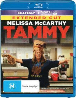 Tammy (Extended Cut) (Blu-ray/UV)