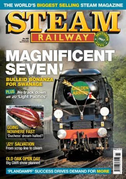 Steam Railway (UK) - 12 Month Subscription