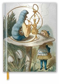 British Library Tenniel: Alice (Blank Sketch Book)
