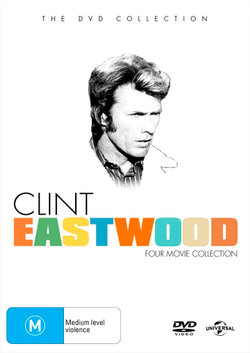 Clint Eastwood: Four Movie Collection - The DVD Collection (High Plains Drifter / Joe Kidd / Two Mules for Sister Sara / Coogan's Bluff)