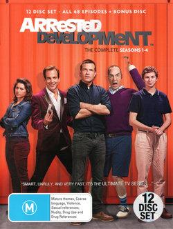 Arrested Development: Season 1-4