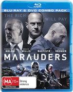 Marauders (Blu-ray/DVD)