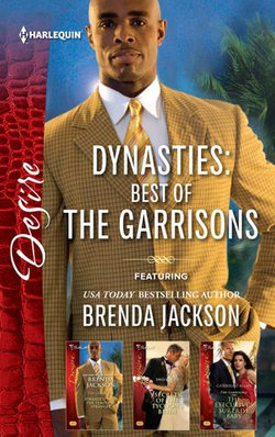 Dynasties Best Of The Garrisons - 3 Book Box Set