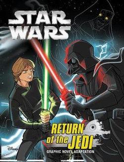 Star Wars: Return of the Jedi Graphic Novel Adaptation
