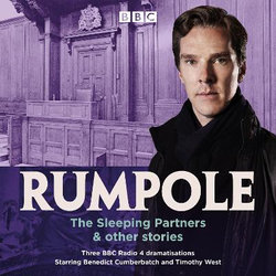 Rumpole: The Sleeping Partners & other stories