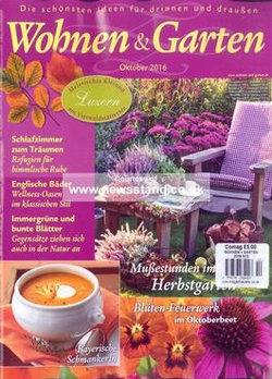 Wohnen & Garten - 12 Month Subscription