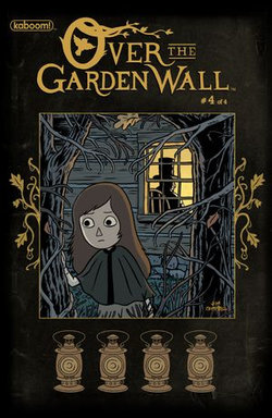 Over the Garden Wall: Tome of the Unknown #4