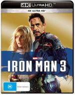 Iron Man 3 (4K UHD)