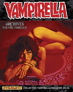 Vampirella Archives Vol 13