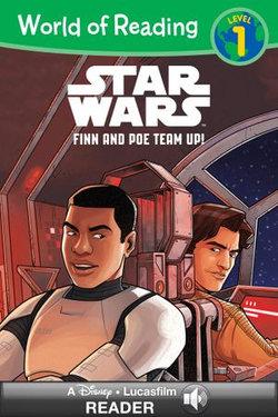 World of Reading Star Wars: Finn & Poe Team Up!