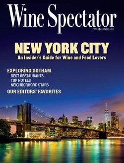 Wine Spectator - 12 Month Subscription