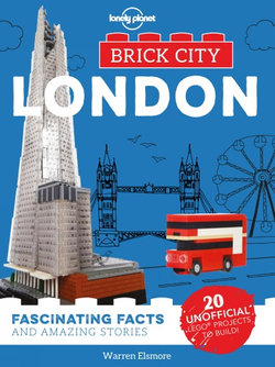 Brick City - London : Lonely Planet Kids