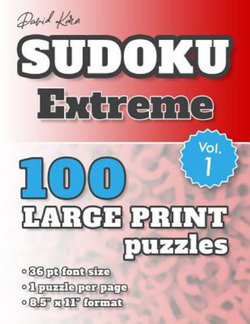 Sudoku & number puzzles books - Buy online with Free Delivery