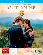 Outlander: Seasons 1-4 Collection