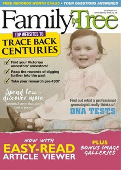 Family Tree (UK) - 12 Month Subscription