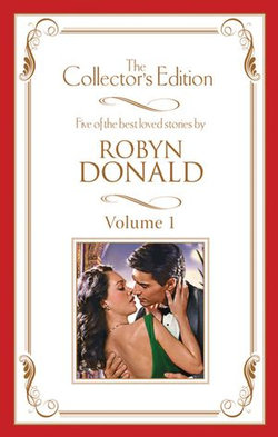 Robyn Donald - The Collector's Edition Volume 1 - 5 Book Box Set