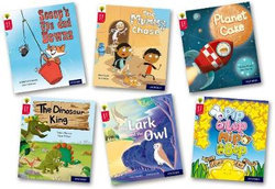 Oxford Reading Tree Story Sparks - Oxford Level 4