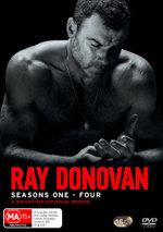 Ray Donovan: Seasons 1 - 4