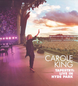 Carole King: Tapestry - Live In Hyde Park (CD/DVD)