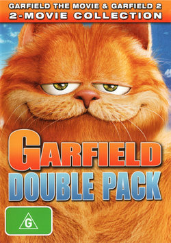Garfield Double Pack (Garfield The Movie / Garfield 2) (2-Movie Collection)