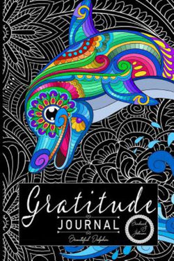 Gratitude Journal: Beautiful Dolphin
