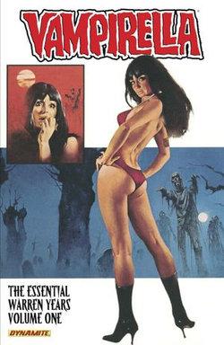 Vampirella: The Essential Warren Years Vol 1