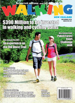 Walking New Zealand - 12 Month Subscription