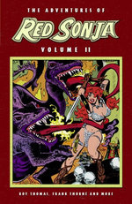 The Adventures of Red Sonja Vol 2