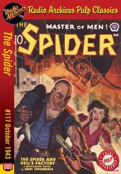 The Spider eBook #117