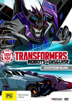 Transformers: Robots in Disguise - Decepticon Island